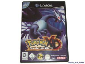 pokemon gamecube spiele