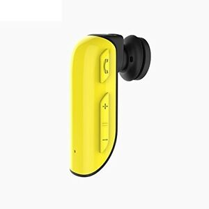 hsb Musica Auricolare Giallo Roman 1 R550 Bluetooth Chiamate Headset 4 Wireless wP1qv