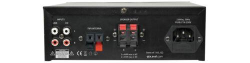 MEDIA PLAYER KAD-2BT DIGITAL STEREO AMPLIFIER 55W W// BLUETOOTH USB /& SD INPUT