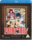 Fairy Tail - Collection Two (Blu-ray, 2014, 4-Disc Set)