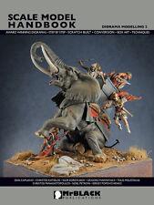 Mr Black Publications Scale Model Handbook:Diorama Modelling (2) Paperback Book
