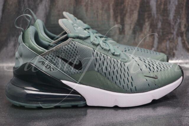 best website 1c5d4 c6bdf Nike Air Max 270 Clay Green Black Deep Jungle Ah8050 300 Men's Size 12