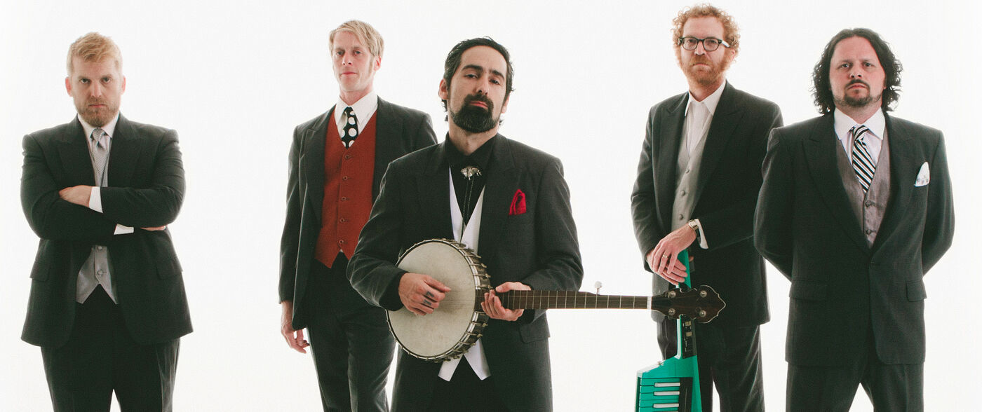 Blitzen Trapper Tickets (18+ Event)