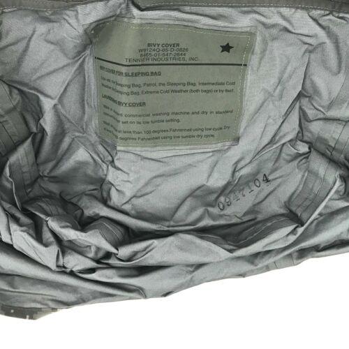 USGI ACU Bivy Cover Army Issue Digital Camouflage Waterproof Sleep System Bag