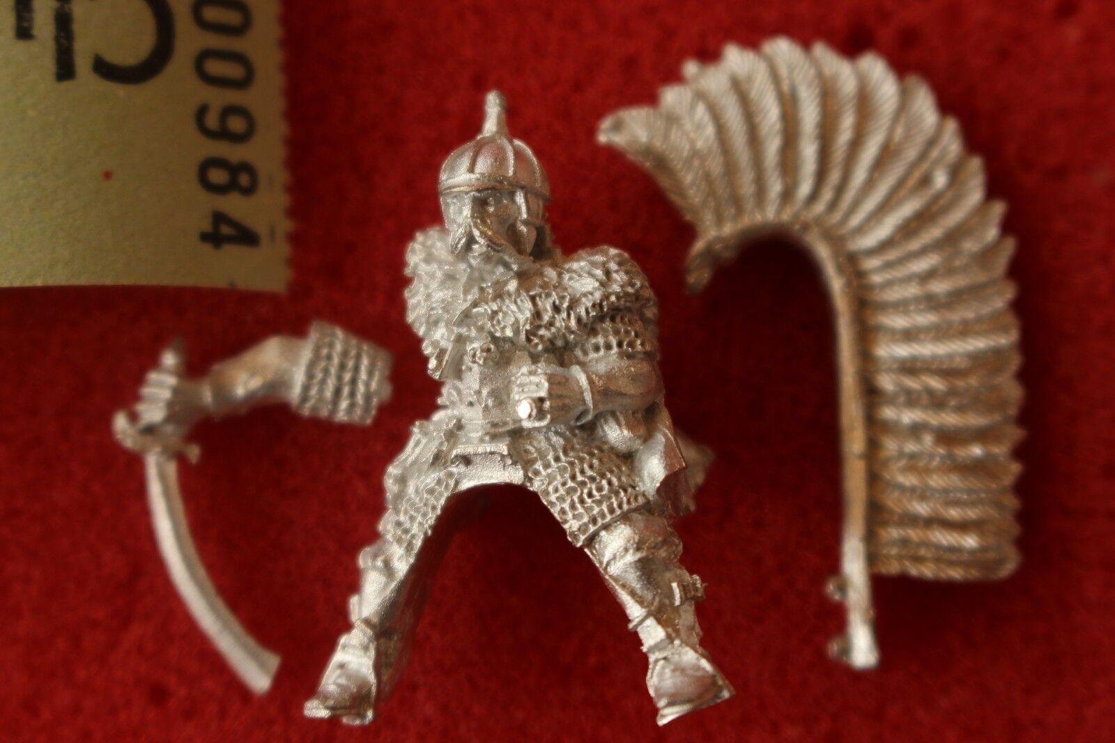 Games Workshop Warhammer Fantasy Empire Gryphon Legion Champion Kislev Knights