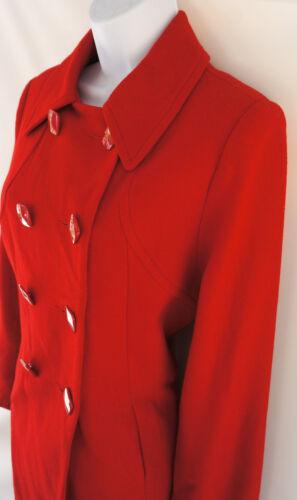 per K donna 159 Jordan rossa media doppiopetto Giacca OBqRwOY