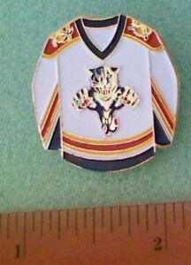outlet store ef410 6665e Details about Hockey Pin - Florida Panthers Jersey
