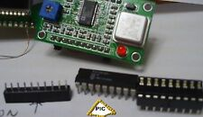 PIC16f Controller for the AD9850 DDS Signal Generator Module.