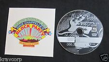 CORNERSTONE PLAYER 66.3—2006 PROMO DVD—ARCTIC MONKEYS/FIELD MUSIC/BETH ORTON
