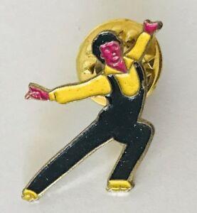 Male-Dancer-Ballroom-Dancing-Pin-Badge-Rare-Vintage-C15