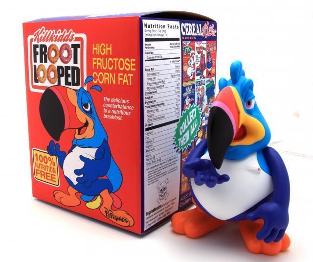 productos creativos Ron Ron Ron Inglés Frutas bucle dos Ton Sam Figura De Vinilo  al precio mas bajo