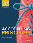 Accounting Principles by Paul D Kimmel, Jerry J Weygandt, Donald E Kieso (Hardback, 2014)