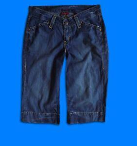 uitlopende Losse spijkerbroek 1 vrouwen been contraststeek lange Type wijd small met Levi's qT4Fw18g
