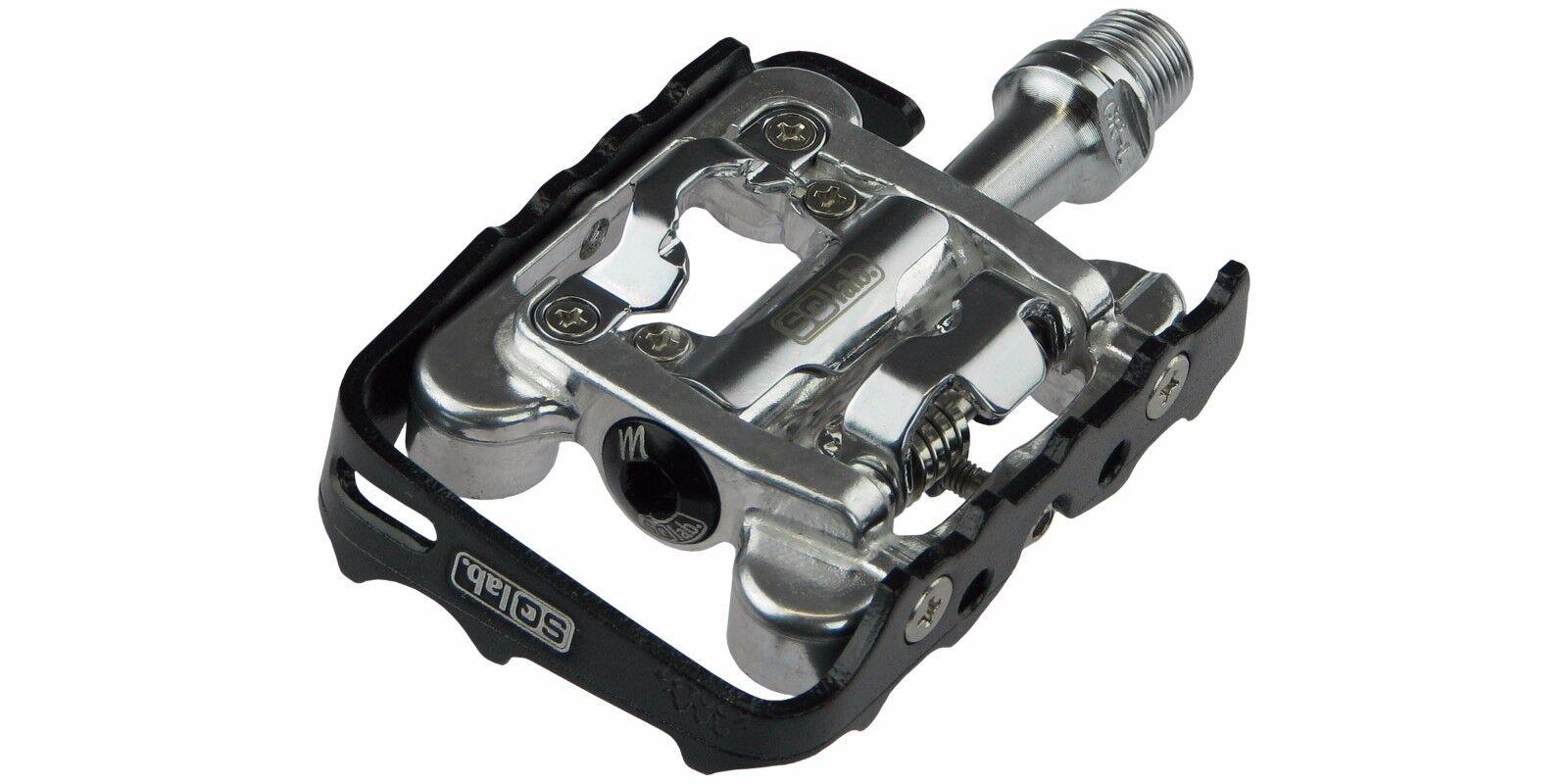 Sq Lab 502 MTB + trekking pedales Alu clickpedale bicicleta MTB nuevo
