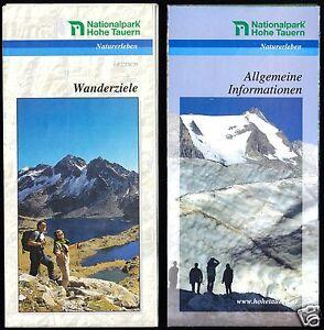 drei-Prospekte-Nationalpark-Hohe-Tauern-1998-2005