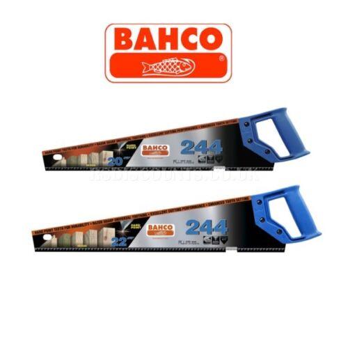 BAHCO 244 HARDPOINT 7 Dents Scie à MainBois de Bois20/'/'//500mm ou 22/'/'//550mm