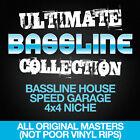 Ultimate Bass Collection 4 x DVD DJ Friendly - Bassline, Speed Garage, 4x4 Niche