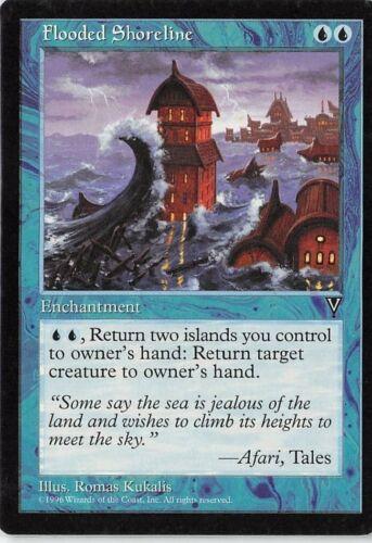 Flooded Shoreline *Rare* Magic MtG x1 Visions SP