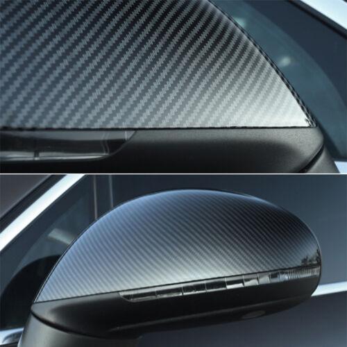 ABS Car Exterior Rear View Mirror Cover Housing Shell Case for VW Touareg 11-18