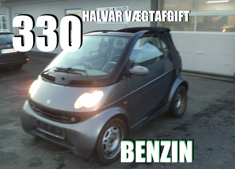 Smart Fortwo Cabrio 0,7 Pulse 61 3d
