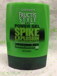 Garnier-Fructis-Style-Spike-Explosion-Power-Gel-9-Fluid-Ounce-FAST-SHIPPING-NEW