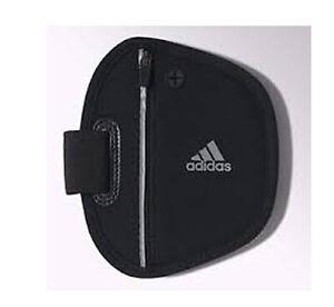 Lauftasche-adidas-Run-Media-Arm-Pocket-Armtasche-unisex-Gummiband-flexibel