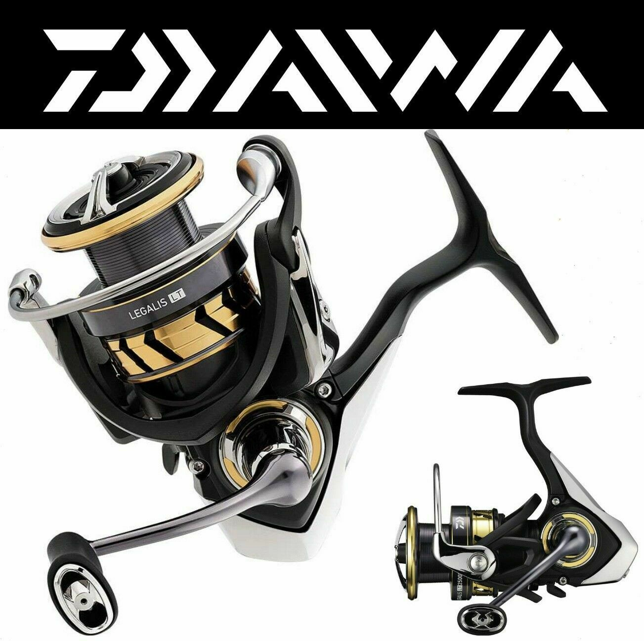 DAIWA LIGHT & TOUGH CONCEPT  SPINNING REEL LEGALIS LT  discount promotions