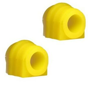 Set-2-PU-bushings-front-suspension-sway-bar-compatible-with-mercedes-C-class