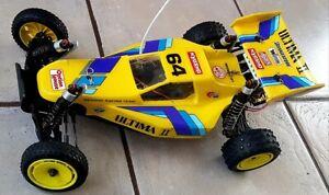 Buggy vintage Kyosho Ultima 2 électrique   eBay