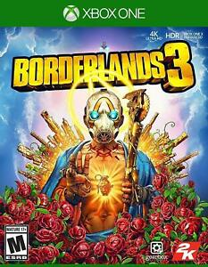 Borderlands-3-Standard-Edition-Xbox-One-Sealed-New-w-Gold-Weapon-Skins-Pack