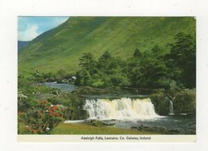 Aasleigh Falls Leenane Co Galway 1983 Ireland Postcard 911a