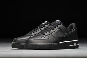 Trainers non Uk e Air Nike usati bnib Force 10 5 '07 1 Black XqwBP
