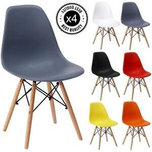 Gr8-Home-4-Eiffel-Retro-Plastic-Dining-Table-Office-Lounge-Chair-Panton-Seat-Set