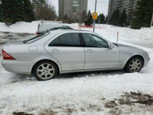 2006 S430 4matic