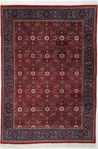 Indo-Herati-Teppich-Orientteppich-Rug-Carpet-Tapis-Tapijt-Tappeto-Alfombra-Kunst