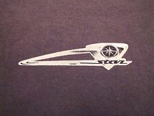 Star Motorcycles Choppers Cruisers 1100 Owner Apparel Merch Souvenir T Shirt L