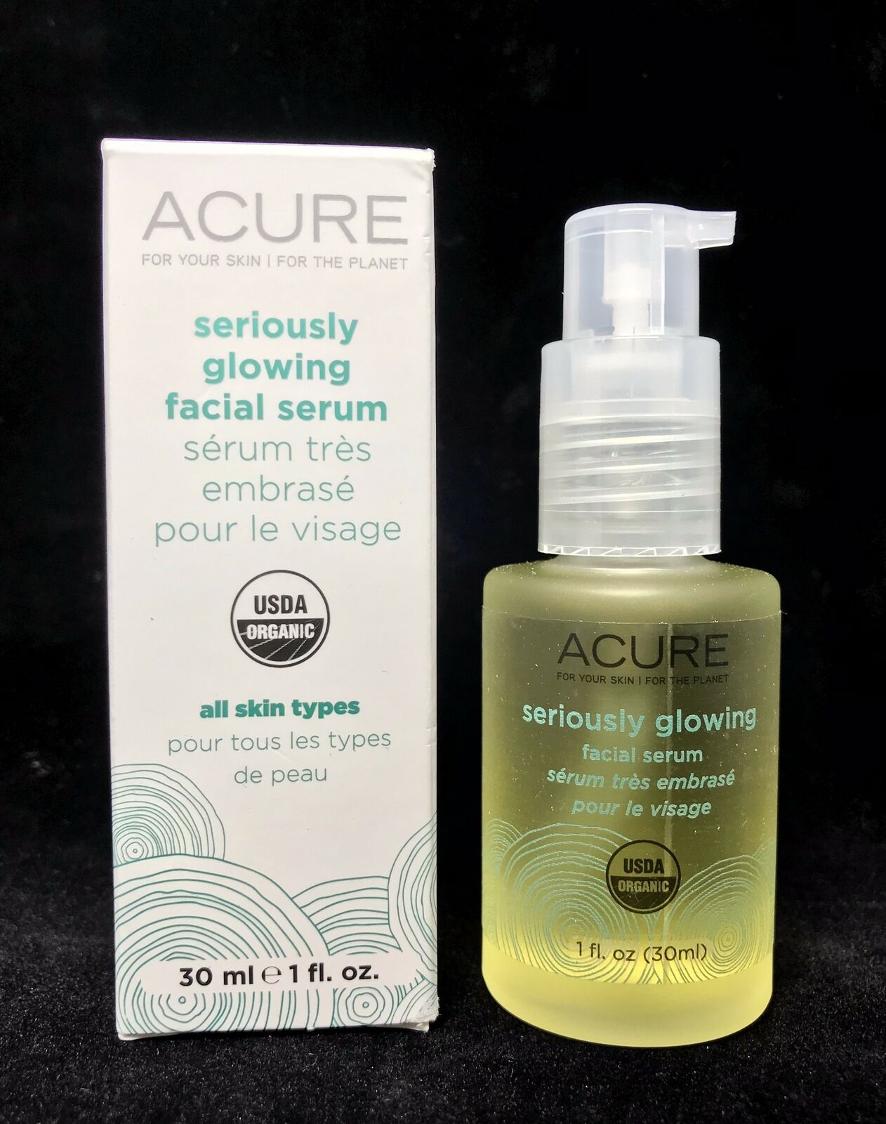 Seriously Firming Facial Serum by acure organics #7