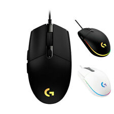 Logitech G102 G203 GEN2 Prodigy Gaming Mouse Wired 6 Programmable 8000 DPI±