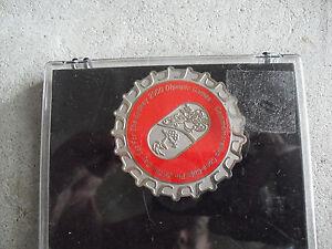 2000-Coca-Cola-Sydney-Olympics-Pin-of-the-Day-Pin-Back-NIB