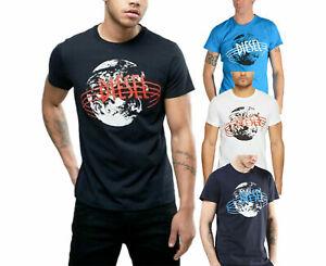 DIESEL-T-DIEGO-NC-Mens-T-Shirt-Short-Sleeve-Crew-Neck-Casual-Summer-Tees