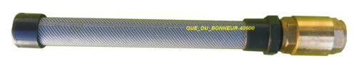 "Crépine Filtre ANTI-SABLE Tamis ø32MX L40cm Clapet Anti Retour EUROPA 1/""FF SC4"