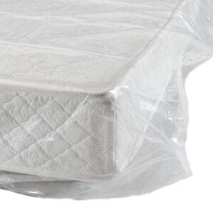 GardenersDream King Size Mattress Protector Strong Plastic Storage Moving Bag