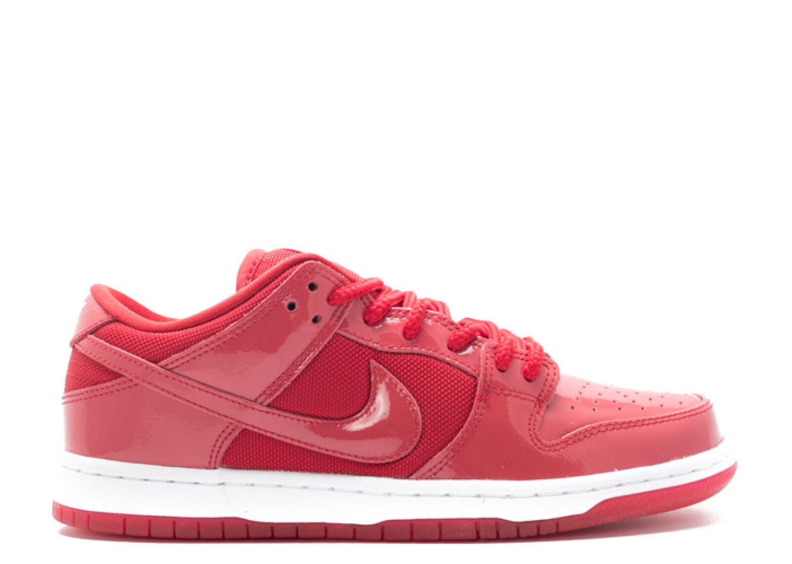 Nike e basso (sb squadra rosso (525), - bianco - 304292-616 (525), rosso scarpe da uomo b3fbcd