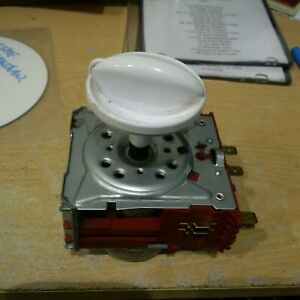 CREDA SIMPLICITY T520VW - Tumble Dryer Program Timer 375000088 - Working