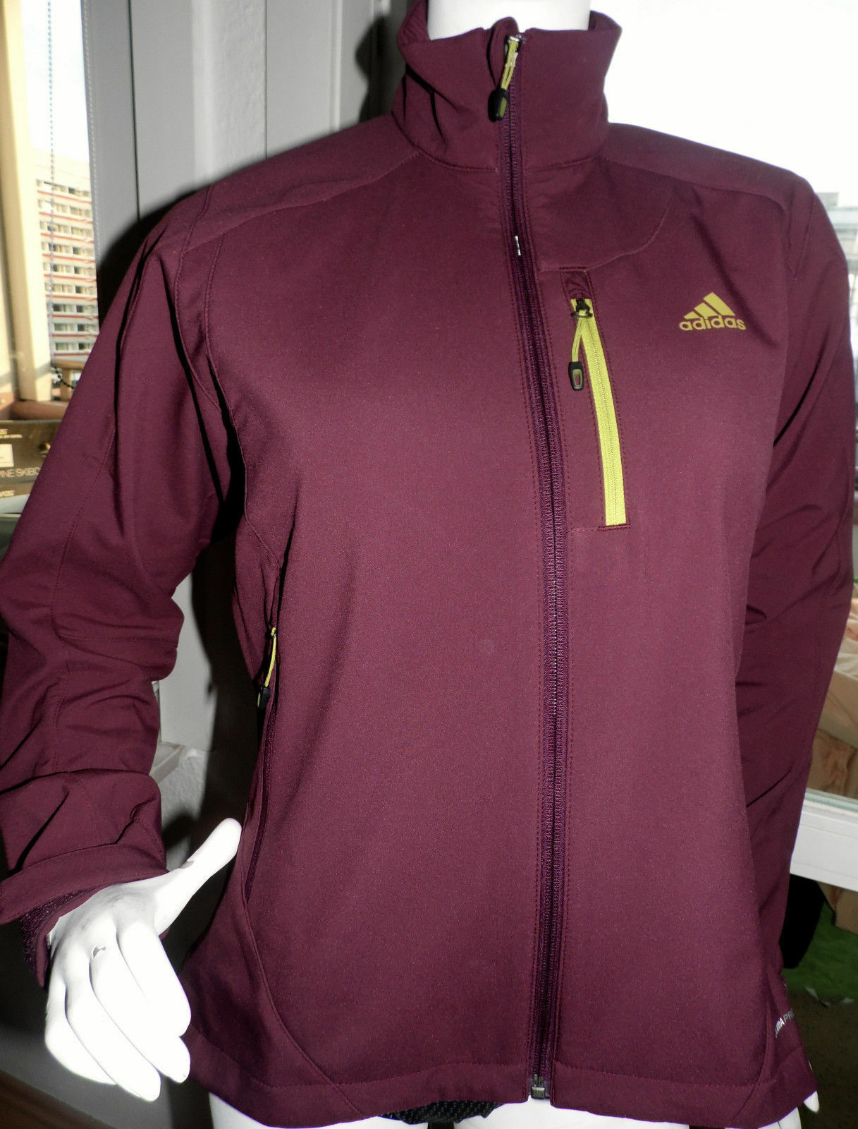 Adidas Softshelljacke Softshell Damenjacke XXL 44 oder XL 42 NEU Lady Jacket NEW