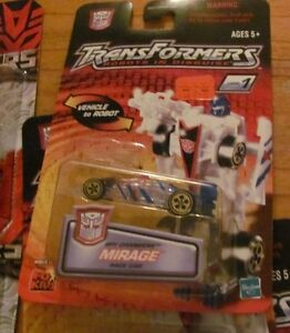 Transformers Robots in Disguise Mirage MOC