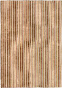 Hand-knotted-Carpet-5-039-7-034-x-8-039-0-034-Luribaft-Gabbeh-Riz-Traditional-Wool-Rug