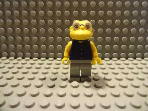 LEGO FIGUREN SIMPSON 71005 BART LISA NED FLANDERS SERIE GEBRAUCHT kg B7// 10