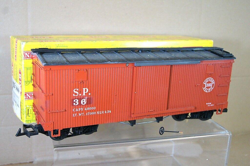 LGB 4067 Southern Pacific Sp Caja Coche Vagón 36 en Caja ND
