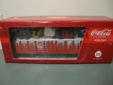 LGB 45730 Coca-Cola Polar Bear Gnomy Gondola  Christmas   NIB Rare